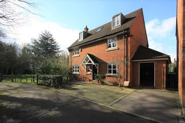 Thumbnail Detached house to rent in Hop Garden Way, Watford