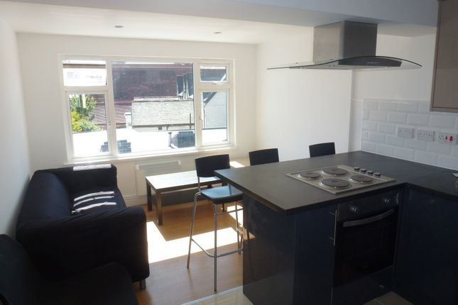 Thumbnail Flat to rent in Clifton Street, Cardiff