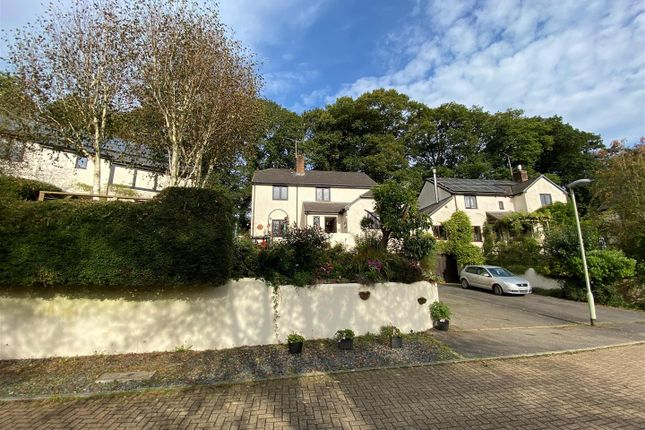 Thumbnail Detached house for sale in Shute Wood, Hollocombe, Chulmleigh