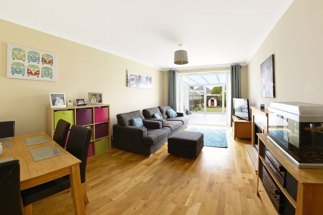 Thumbnail Bungalow for sale in Priors Road, Creekmoor, Poole