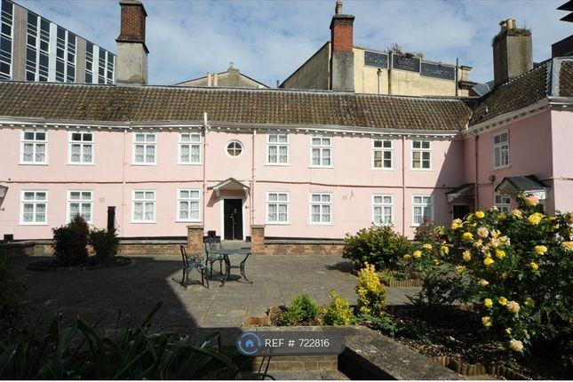Courtyard of King Street, Bristol BS1