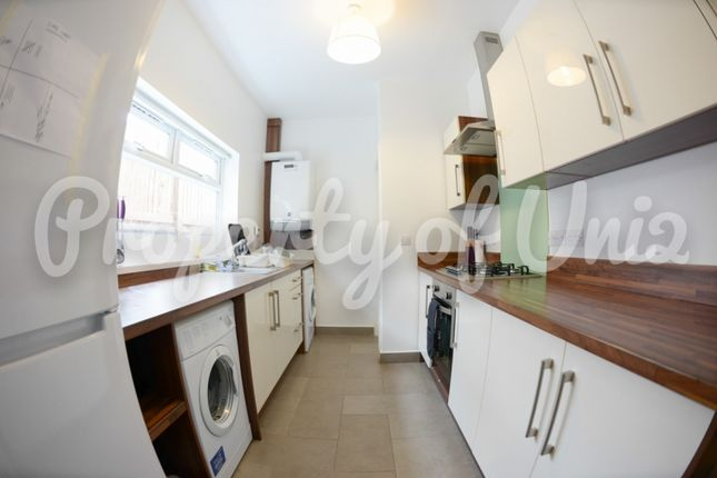 Thumbnail Terraced house to rent in Shelton Street, Nottingham