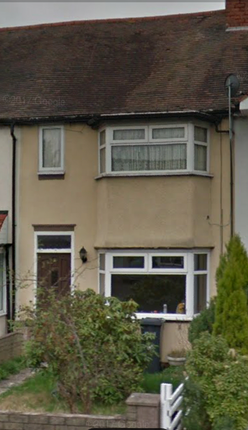 Thumbnail Terraced house to rent in Gospel Lane, Solihull