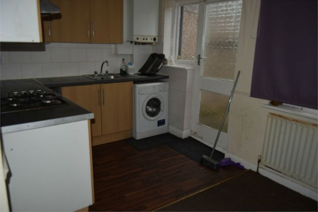 Thumbnail Terraced house to rent in Saunton Avenue, Hayes, Greater London