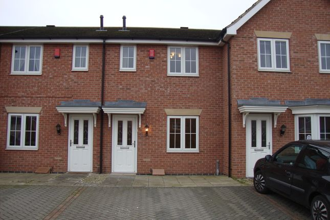 Thumbnail Mews house to rent in Saxby Close, Immingham