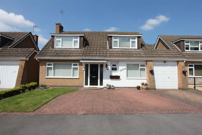 Thumbnail Detached house for sale in Elm Tree Drive, Burbage, Hinckley