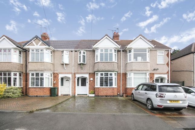 Front View of Mapleton Road, Coventry CV6