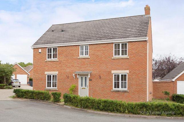 Thumbnail Detached house for sale in Blyth Court, Tattenhoe, Milton Keynes, Buckinghamshire