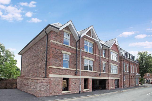 Thumbnail Flat to rent in Alderley Square, Steven Street, Alderley Edge