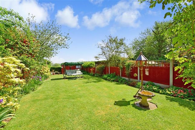 Thumbnail Terraced bungalow for sale in Garden Fields, Stanford Rivers, Ongar, Essex