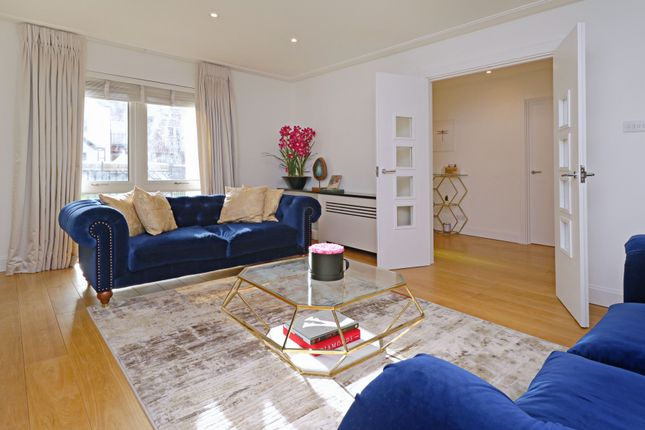 Thumbnail Terraced house for sale in Squire Gardens, St Johns Wood