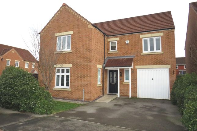 Thumbnail Detached house for sale in Red Admiral Close, Stockton-On-Tees