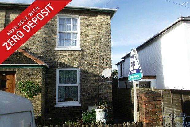Thumbnail Property to rent in Victoria Street, Ryde