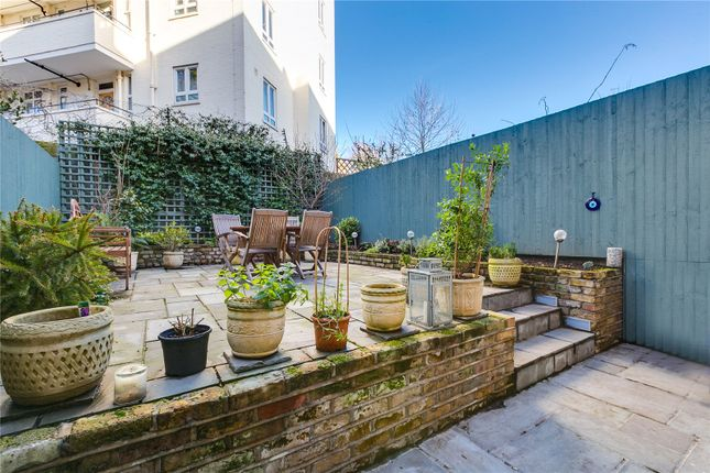 Garden of Edith Road, London W14