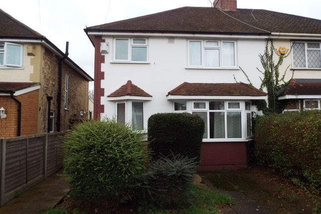 Thumbnail Semi-detached house to rent in Meadfield Avenue, Langley, Slough