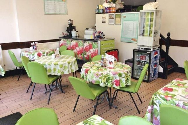 Restaurant/cafe for sale in 39 High Street, Swansea