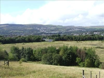 Thumbnail Land for sale in Goat Mill Road, Merthyr Tydfil