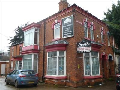 Thumbnail Office for sale in First Floor, Liverpool House, 31A, Dudley Street, Grimsby, North East Lincolnshire