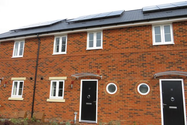 3 bed terraced house for sale in Compass Way, Swanwick, Southampton