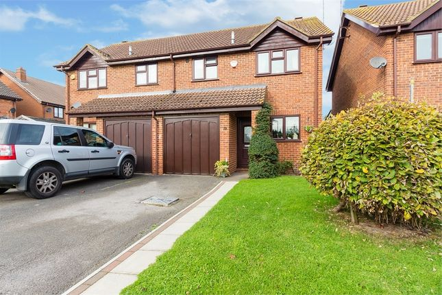 3 bed semi-detached house for sale in Gregory Drive, Old Windsor, Berkshire