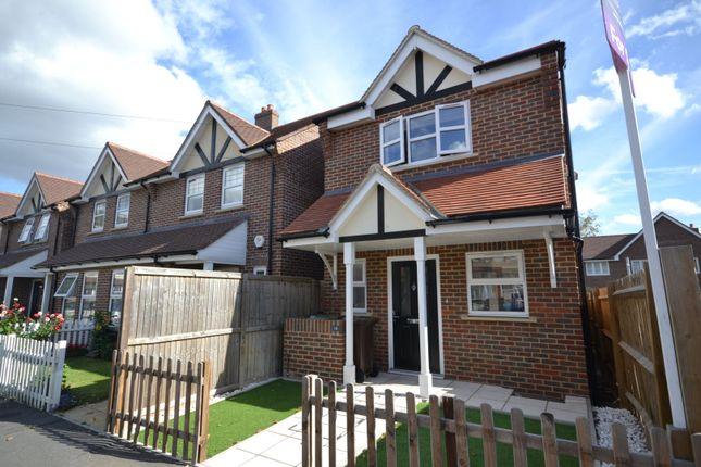 Thumbnail Detached house for sale in Cowper Avenue, Sutton