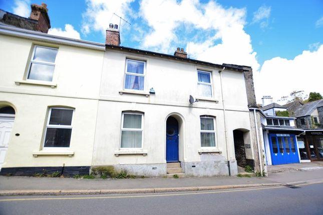 Thumbnail Terraced house to rent in Pound Street, Liskeard