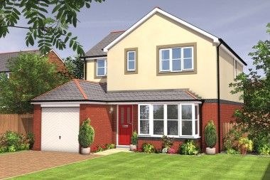 Thumbnail Detached house for sale in Gwel Y Mor, Off Ysguborwen Road, Dwygyfylchi, Conwy