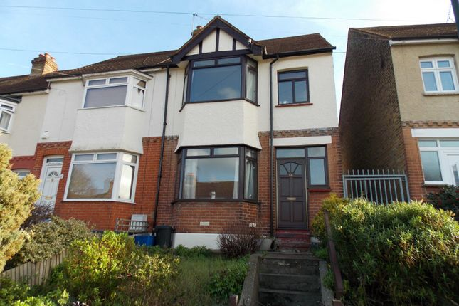 3 bed end terrace house for sale in St Leonards Avenue, Chatham