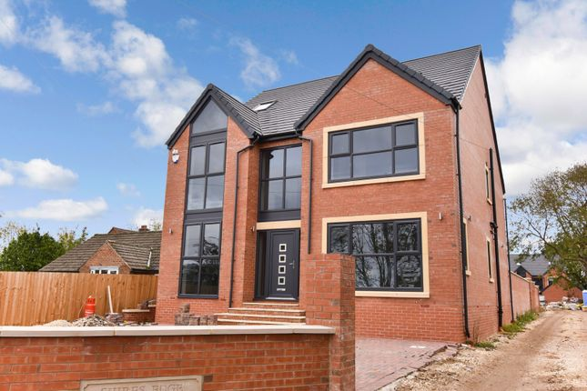 6 bed detached house for sale in South Marsh Road, Stallingborough, Grimsby DN41