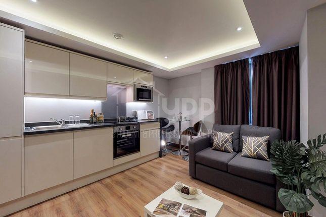 Thumbnail Studio to rent in Oasis Residence, 73 Cookridge Street, Leeds