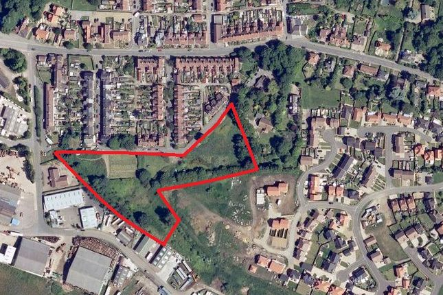 Thumbnail Land for sale in Grove Road, Melton Constable