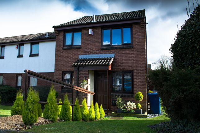 Thumbnail Terraced house for sale in Abbotsford Road, Lichfield