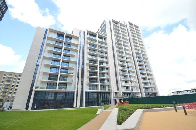 Thumbnail Flat for sale in Belcanto Apartments, Alto, 3 Elvin Gardens, Wembley