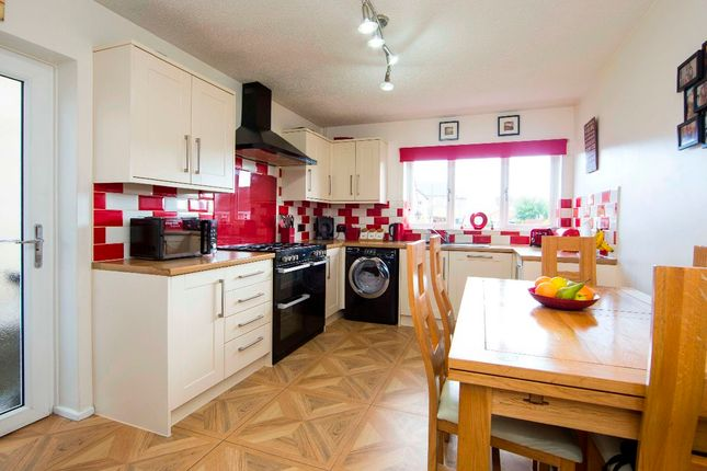 Thumbnail Detached house for sale in The Hollies, Quakers Yard