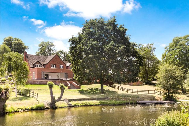 Thumbnail Detached house for sale in Carters Lane, Tiddington, Stratford-Upon-Avon, Warwickshire