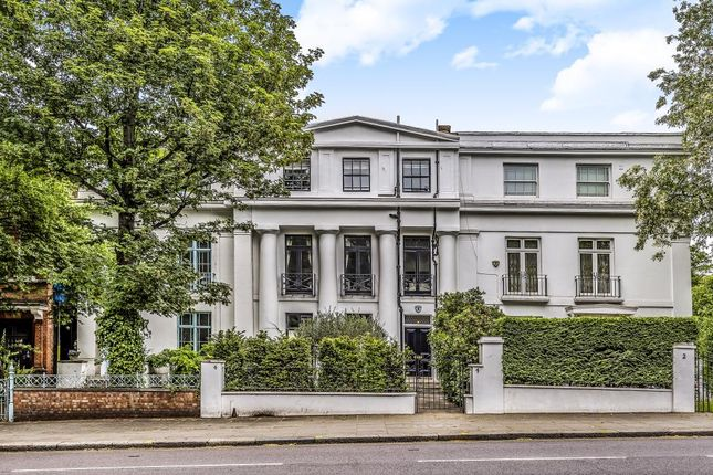 Thumbnail Flat for sale in Holland Park Avenue, London W11,