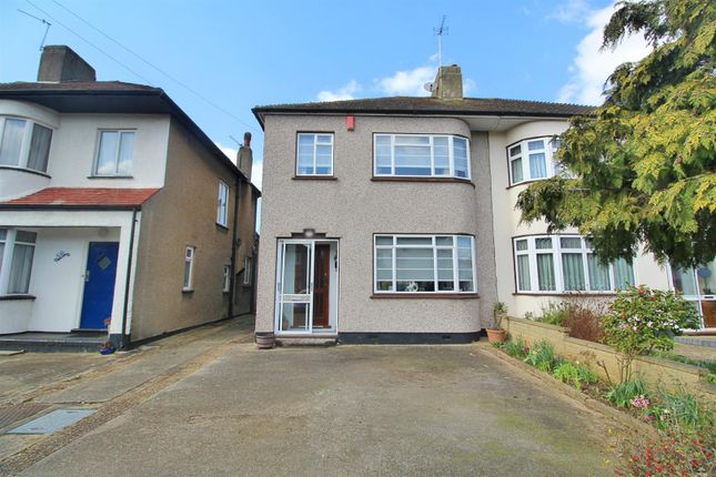 Thumbnail Semi-detached house for sale in Apple Grove, Enfield