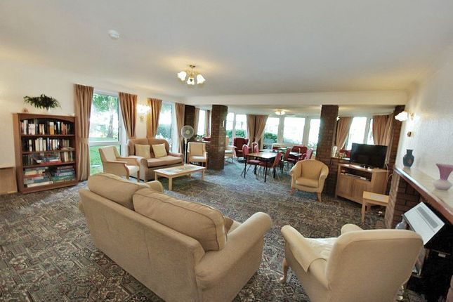 Residents Lounge of Homedowne House, Gosforth NE3