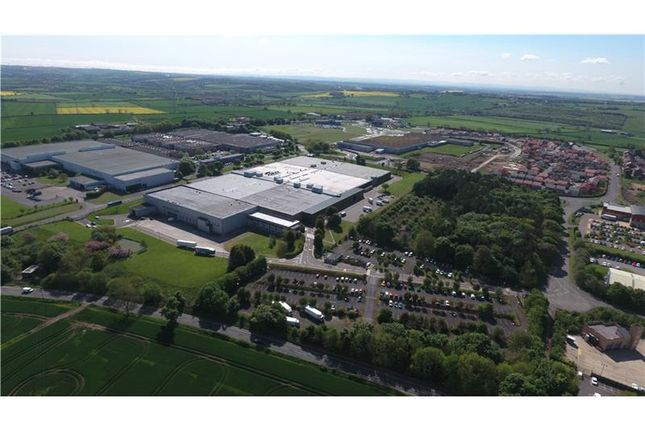 Thumbnail Warehouse to let in Unit 5, Greenhills Business Park, Enterprise Way, Spennymoor, County Durham, UK