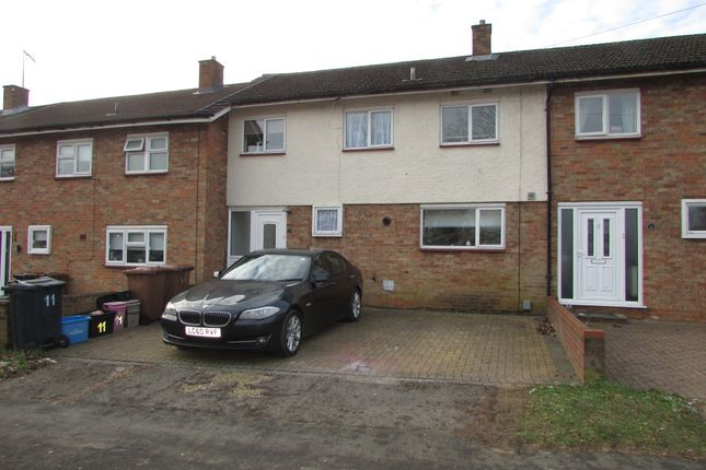 Thumbnail Terraced house for sale in St Margerets, Stevenage