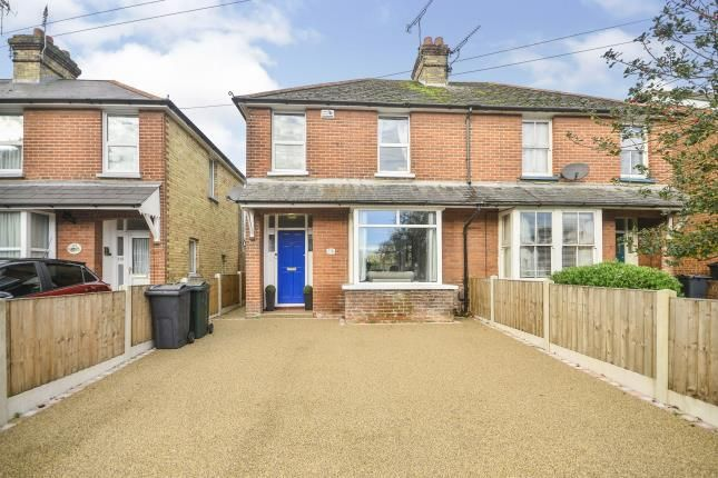 3 bed semi-detached house for sale in Church Road, Willesborough, Ashford, Kent TN24