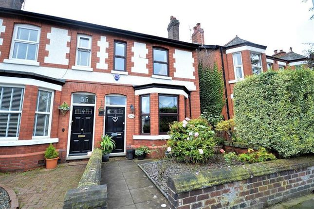 Thumbnail Terraced house to rent in Cawdor Street, Stockton Heath, Warrington
