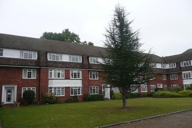 Thumbnail Flat to rent in Sandown Court, Grange Road, Sutton