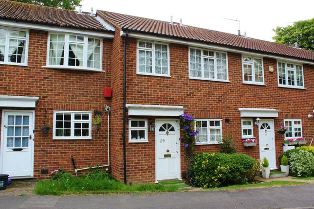 Thumbnail Terraced house for sale in Jacklin Green, Woodford Green