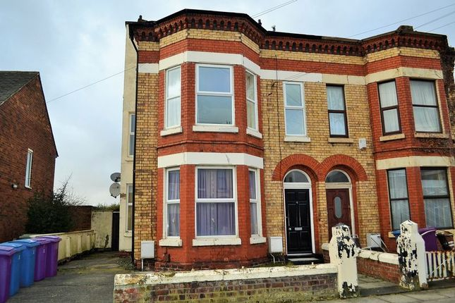 Thumbnail Flat to rent in Worcester Avenue, Old Swan, Liverpool