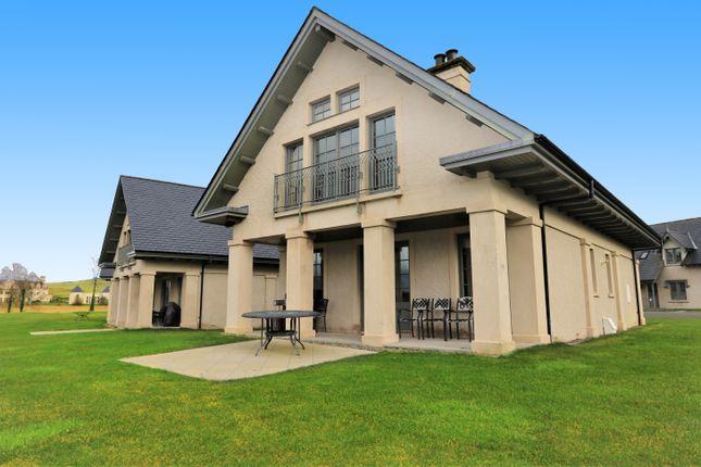 Thumbnail Detached house for sale in Lough Erne Golf Village, Enniskillen