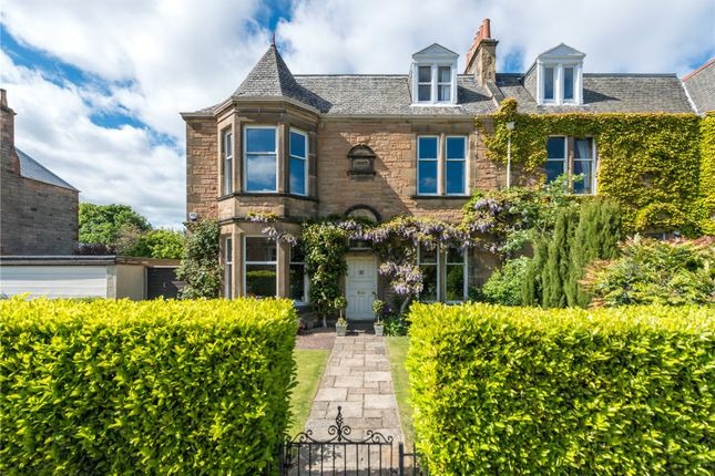 Thumbnail Semi-detached house for sale in 49 Cluny Gardens, Morningside, Edinburgh