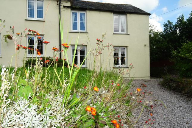 Thumbnail Semi-detached house to rent in St Ive, Liskeard, Cornwall