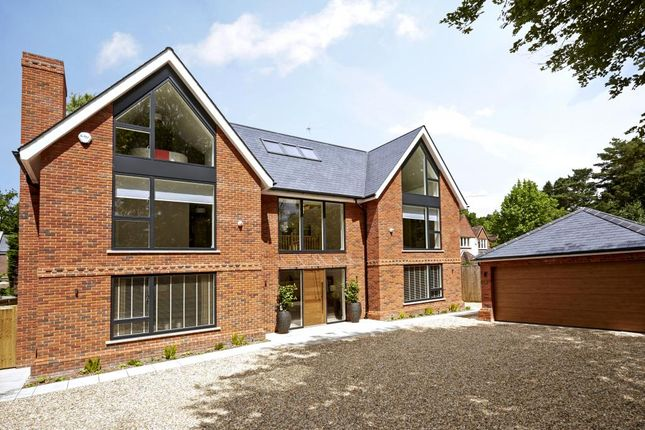 Thumbnail Detached house for sale in Larch Avenue, Sunninghill, Ascot