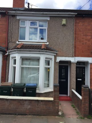 Thumbnail Terraced house to rent in St. Georges Road, Coventry